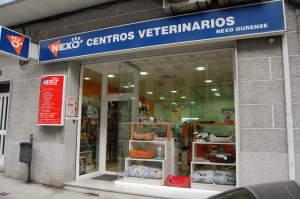 Clínica veterinaria Nexo en Ourense