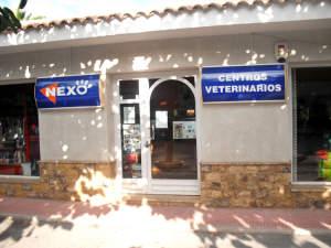 Tienda de animales en Novelda, Alicante, Nexo Veterinarios