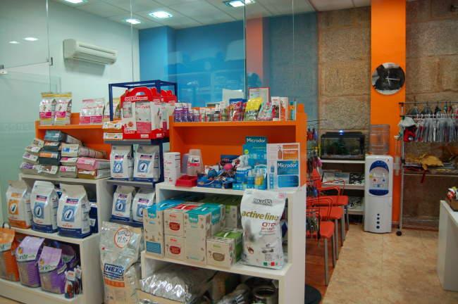 Centro veterinario Nexo en Ourense