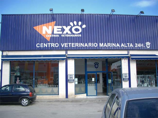 clínica veterinaria en denia marina alta