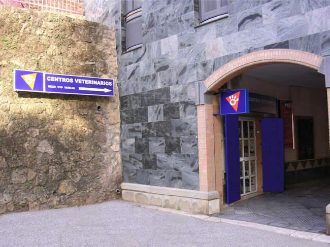 clínica veterinaria en hueleva
