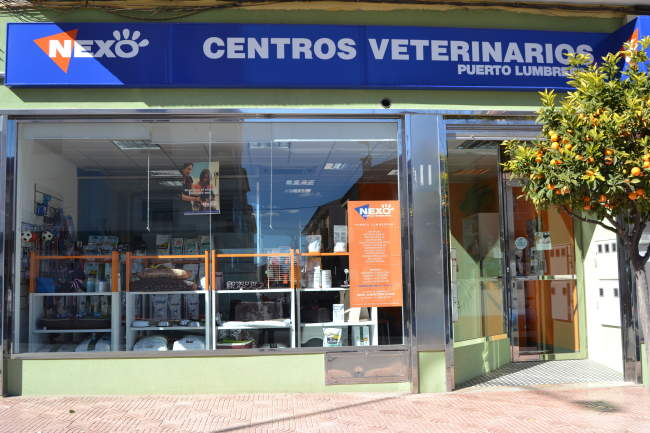 Clínica Veterinaria Nexo en Puerto Lumbreras, Murcia