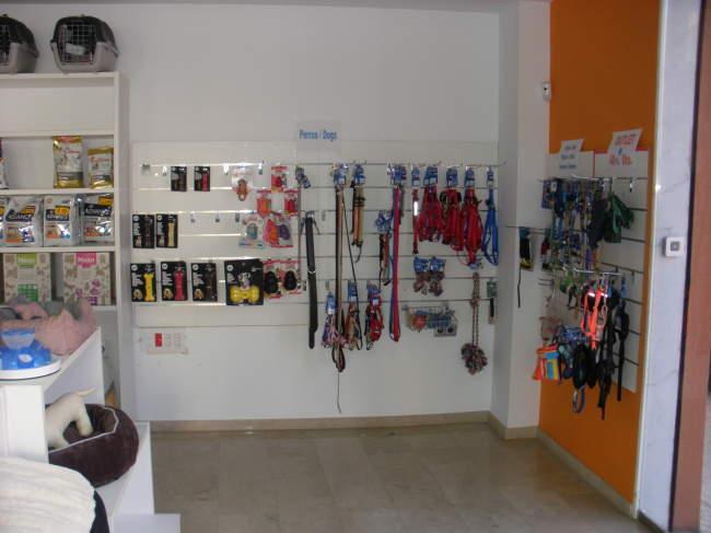 Tienda de animales en Albox, Almería