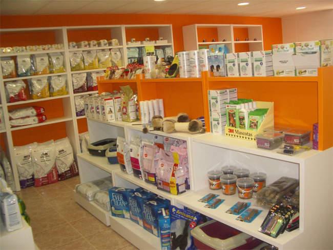 Tienda de animales Nexo en Amposta, Tarragona