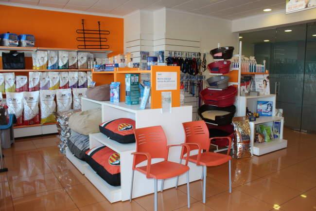 Tienda de animales Nexo en Ondara, Alicante
