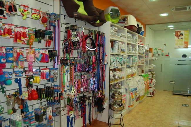 Tienda de animales Nexo en Ourense