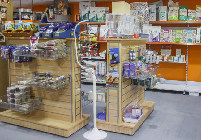 Tienda de Animales Nexo en Pego, Alicante