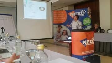 Las XV Jornadas de Gerentes Nexo (presentación de la nueva App)