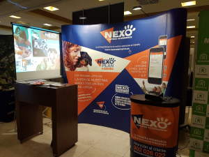Nexo Centros Veterinarios participa en Expogarden Toledo 2018